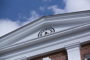 UVA Rotunda Clock