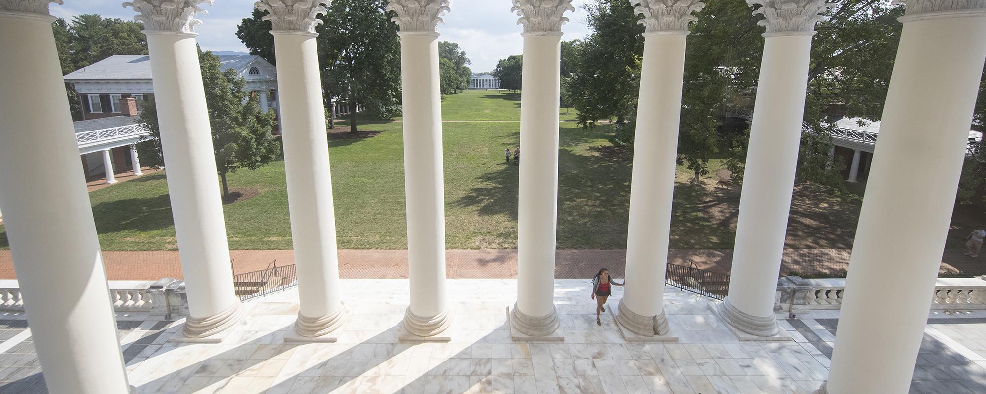 Rotunda Columns